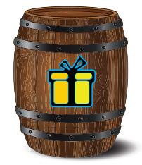 Gift-Barrel